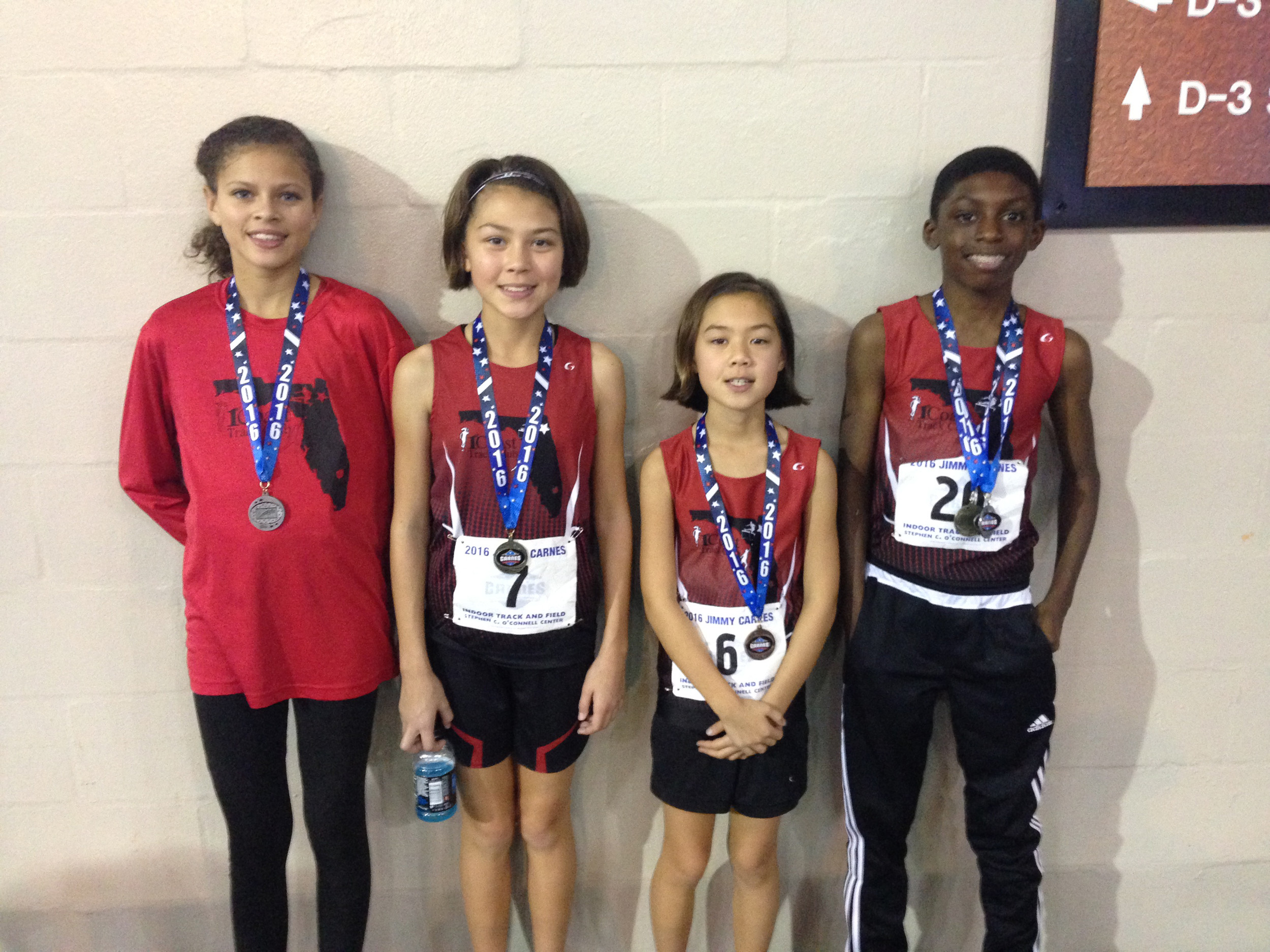 Track Medalists