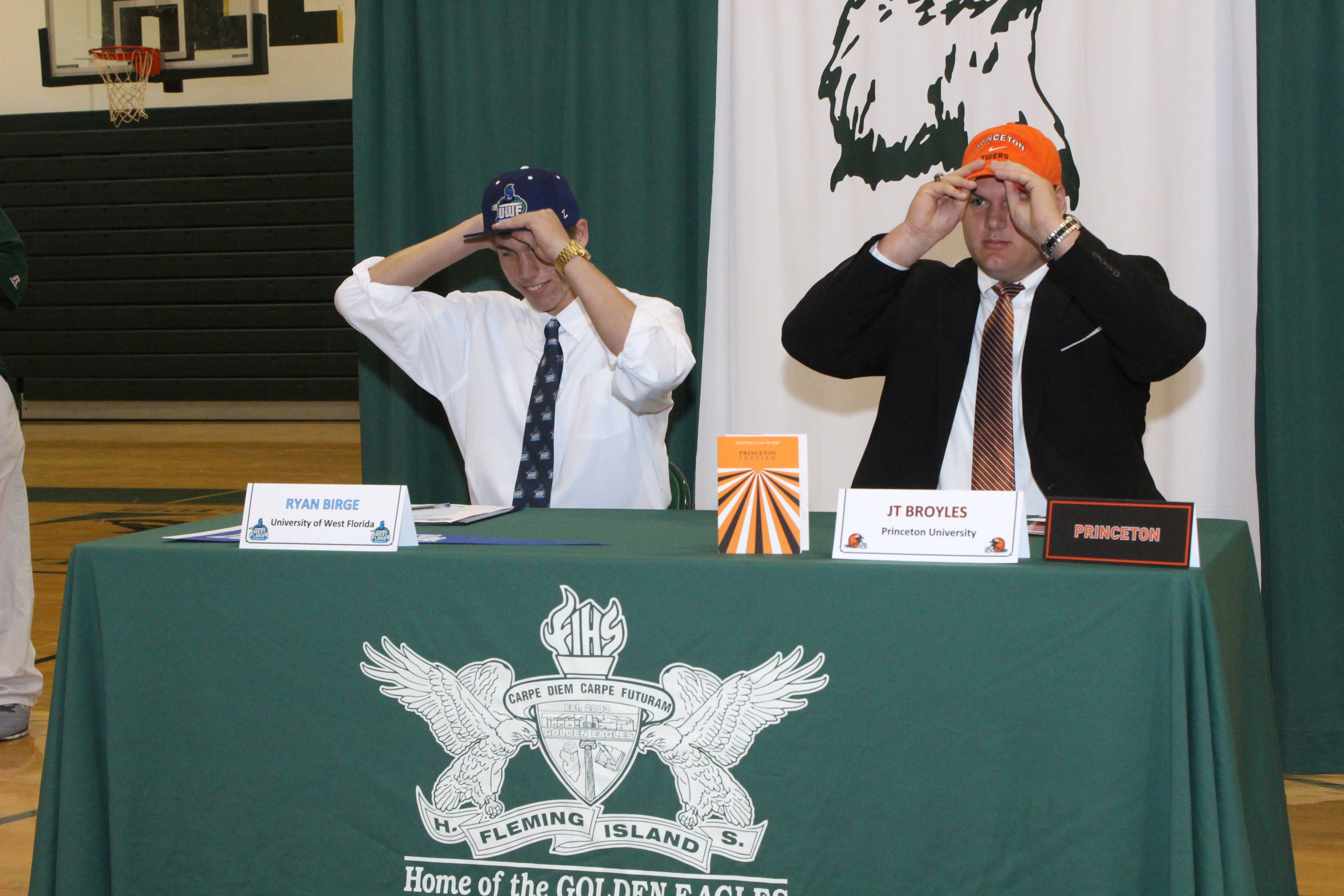 Fleming Island signees
