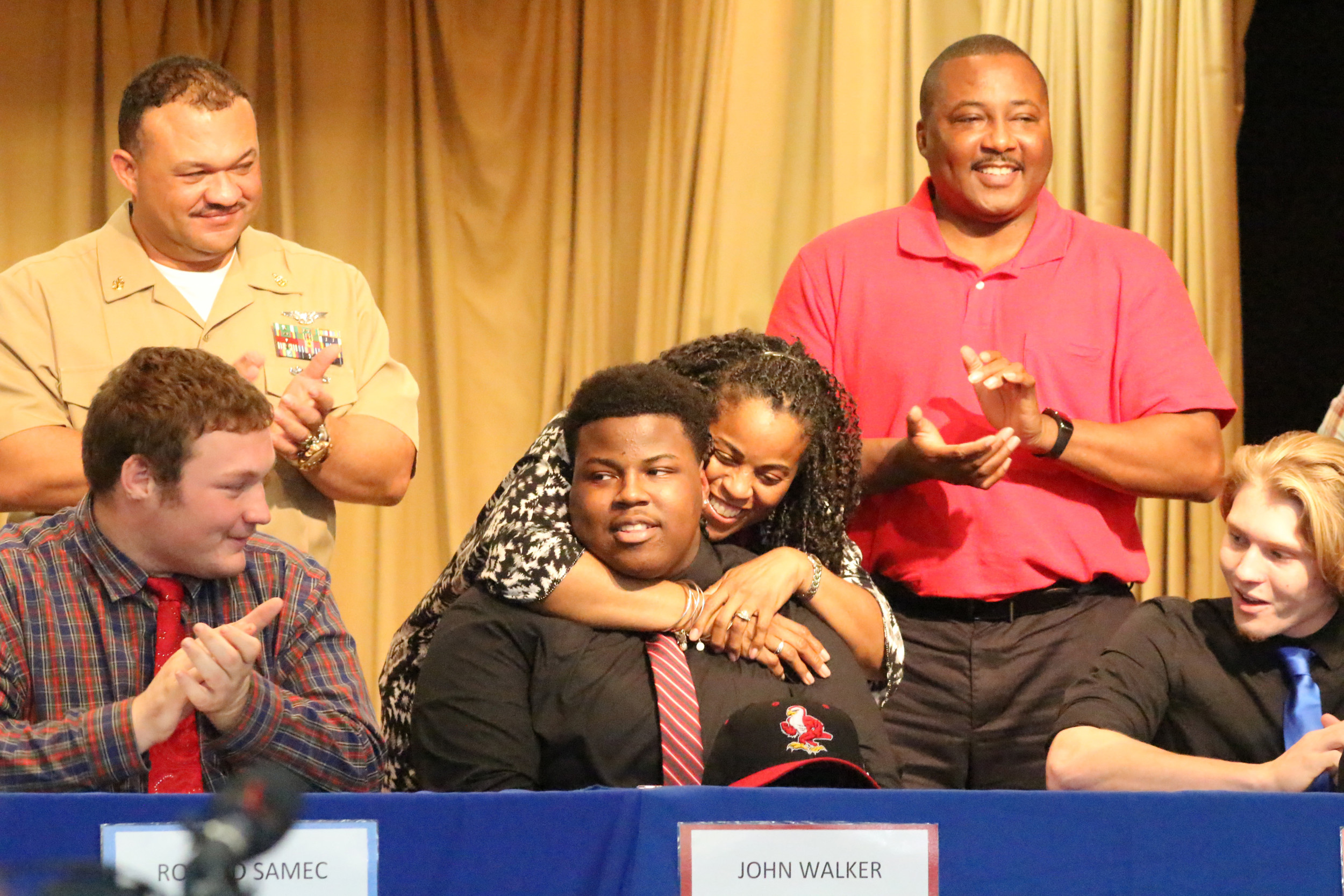 Clay signee