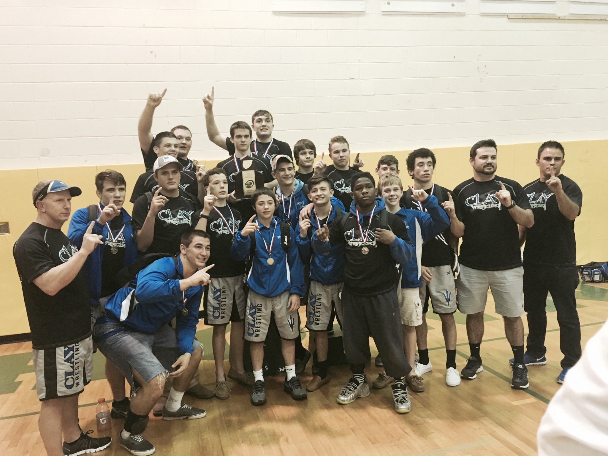 Blue Devils win 17th title