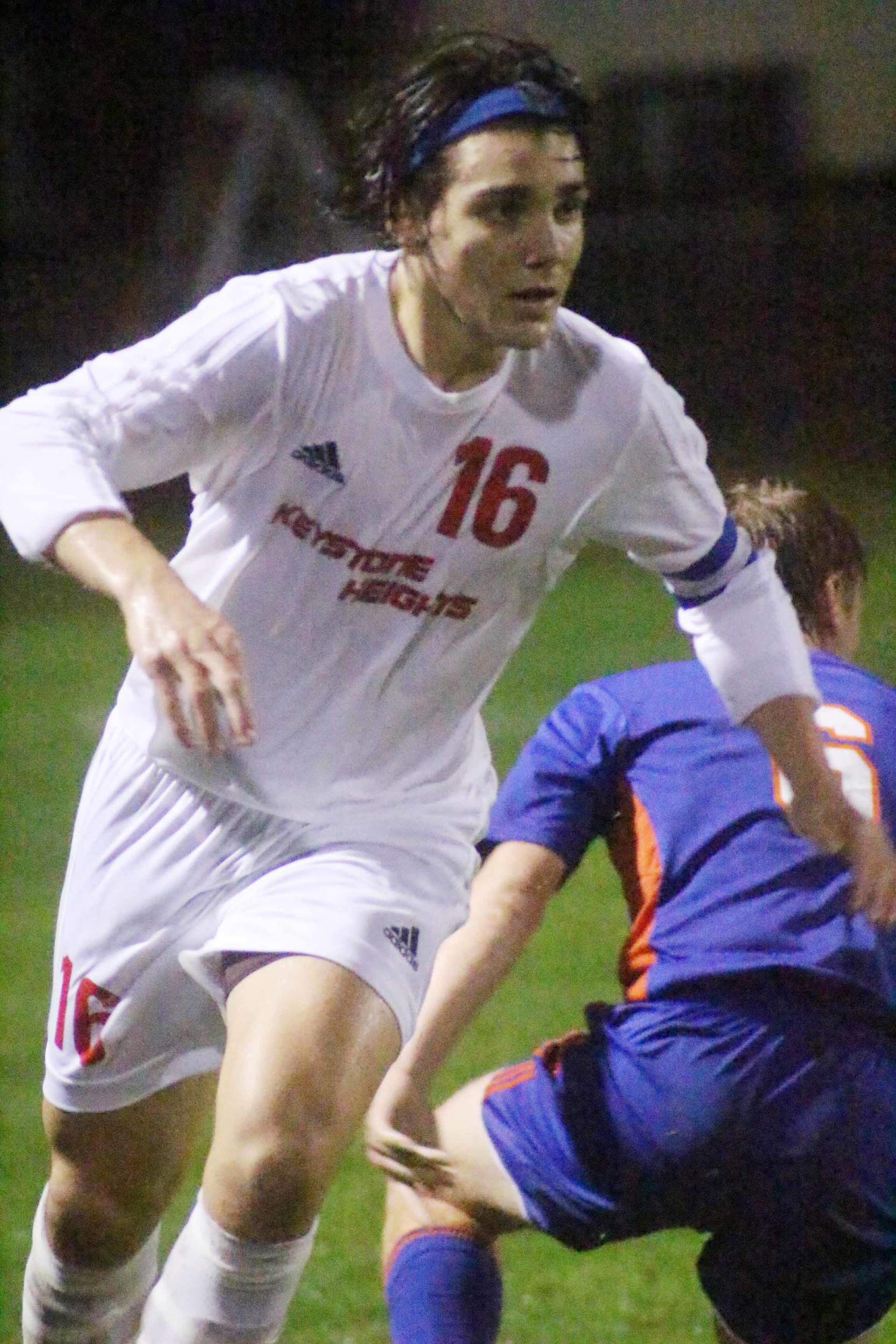 Keystone Heights senior Karl Dionisi was driving force in Indians' district title and region playoff berth.