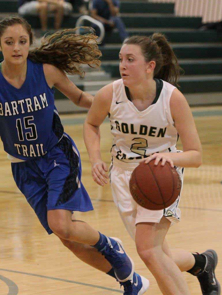 Fleming Island's Taylor Donald was experienced shooter for Golden Eagles with back-to-back top scorer numbers.