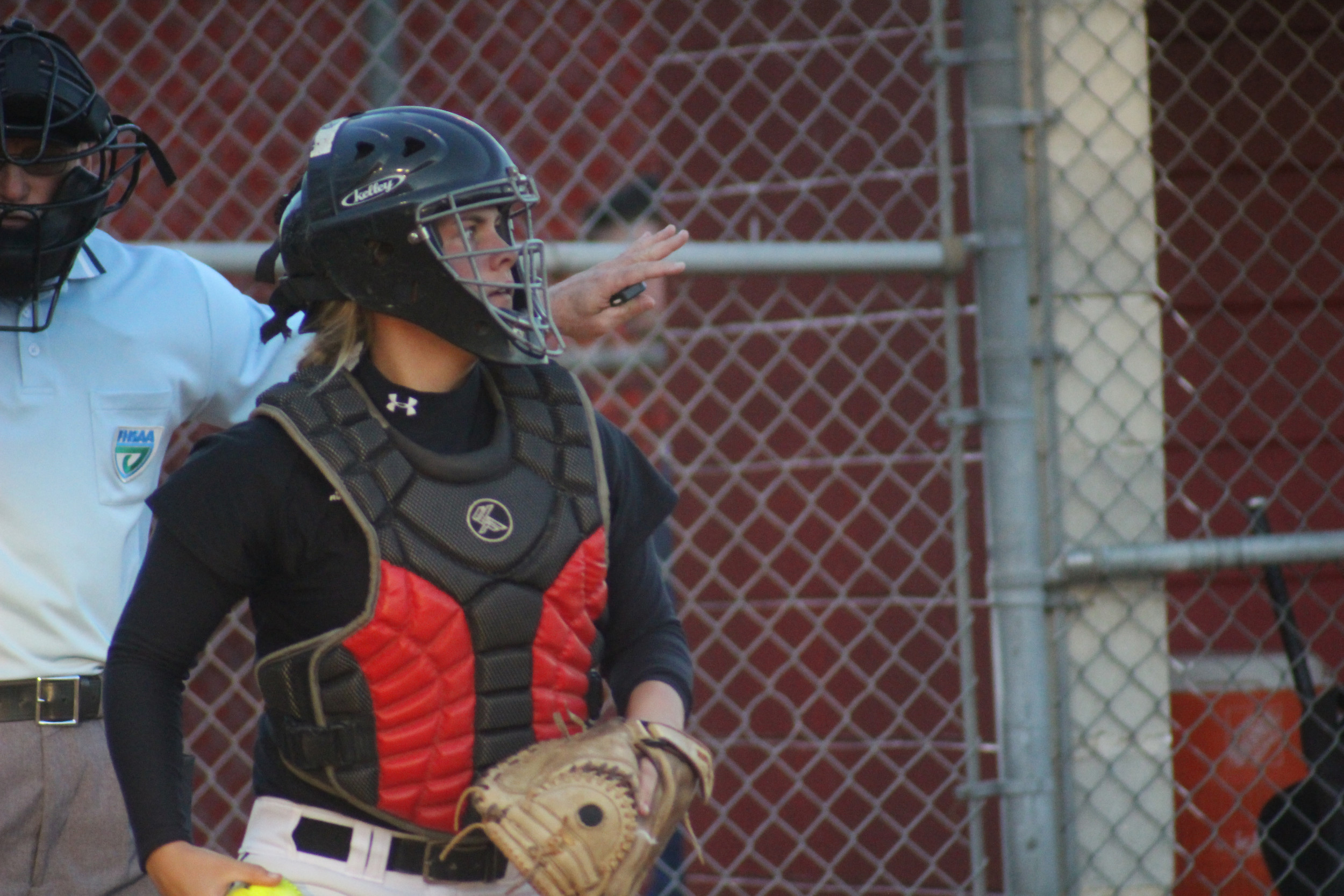 Middleburg High catcher and infielder Alyssa Rosenbaum has signed to continue her softball playing days at Tallahassee Community College.