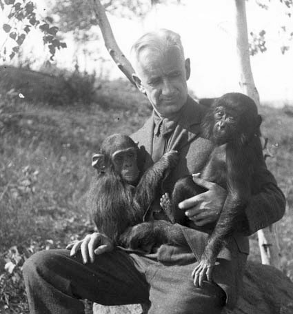 "Robert Yerkes, the American psychologist, ethologist, eugenicist and primatologist is best known in Clay County for his work with the ""Monkey Farm"" that used to be on Kingsley Avenue. The farm would later move to Atlanta and become known as Yerkes National Primate Research Center."