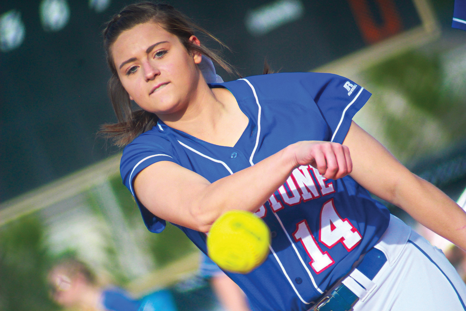 Keystone Heights junior pitcher Megan Moncrief will return next year with a strong lineup after a Final Four appearance from the Lady Indians in Class 5A.