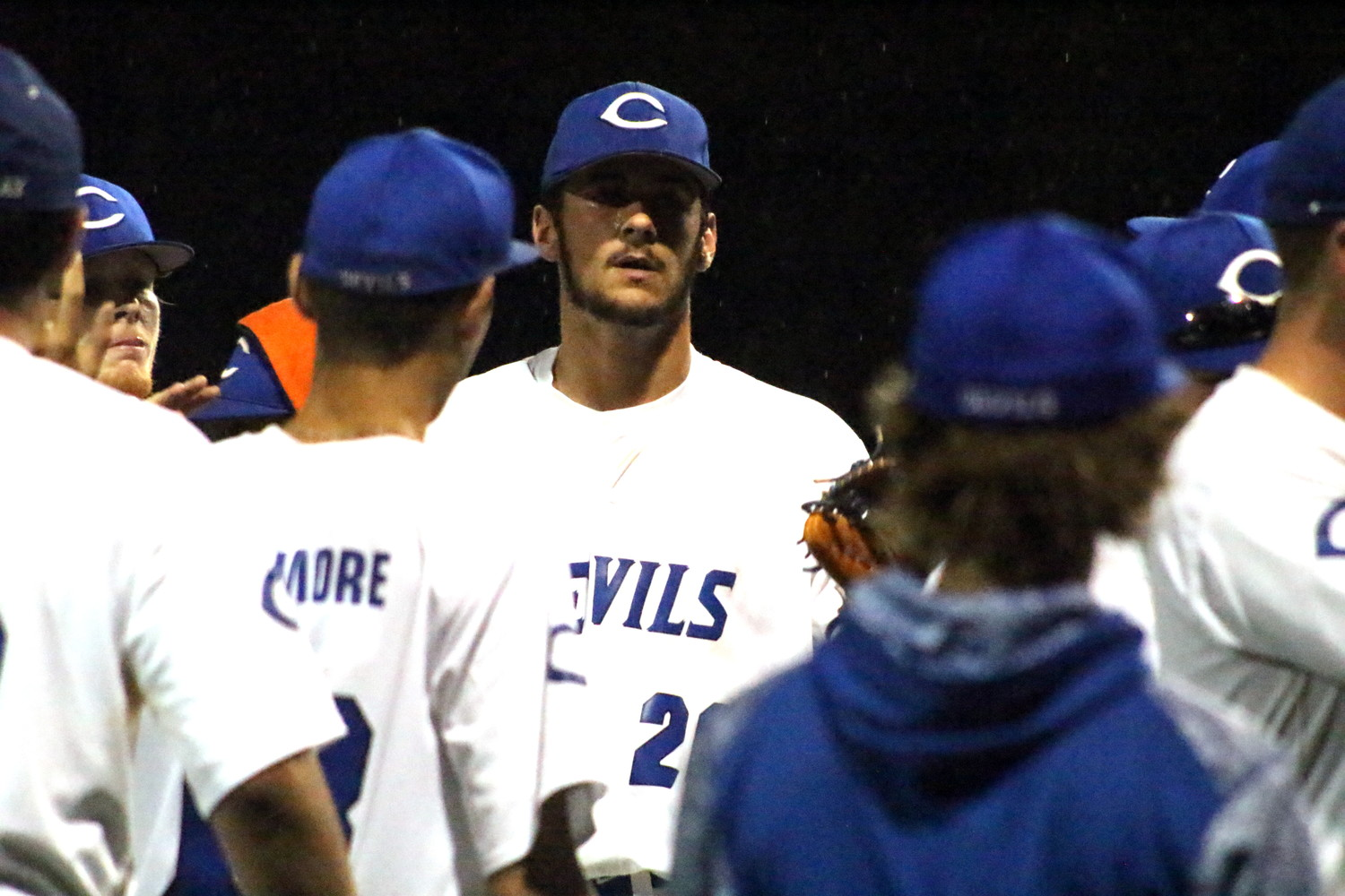 Clay High senior pitcher Connor Solomon has had two huge games with wins over Ponte Vedra and Mosley as the Blue Devils head to a Wednesday Class 6A semifinal against Tampa Jefferson.