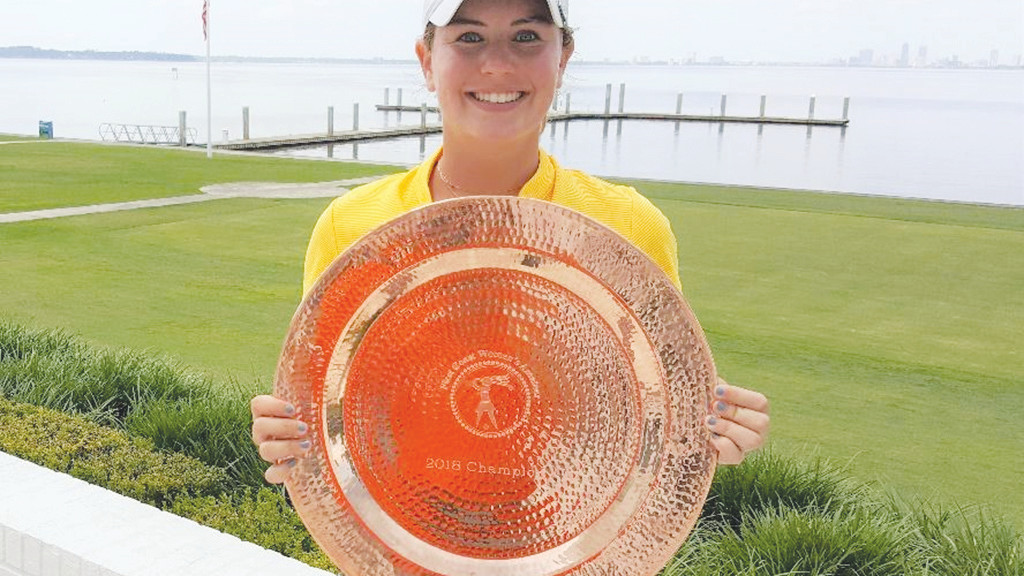 Fleming Island High graduate Lauren 