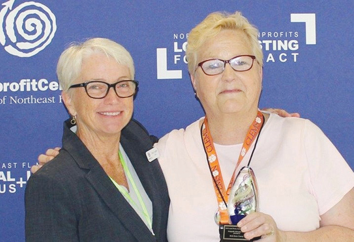 Photo provided by the Nonprofit Center of Northeast Florida and used with permission of The Florida Times-Union.