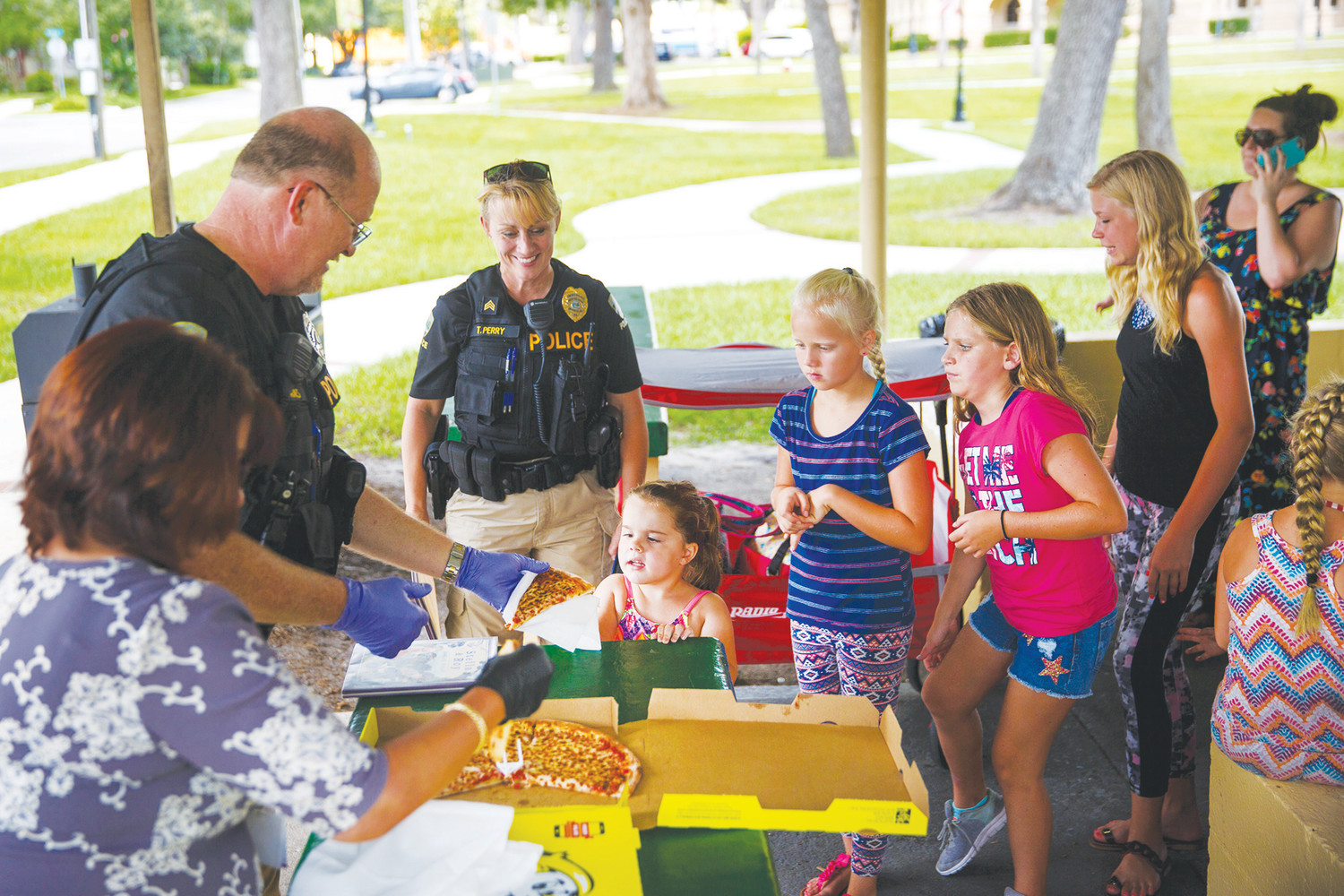 Photo by KILE BREWER