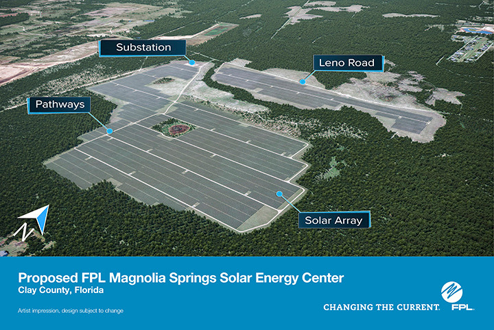 Courtesy Florida Power & Light Company