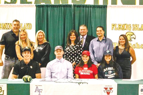 Correspondent photo by Regann Chadwell/FIHS student