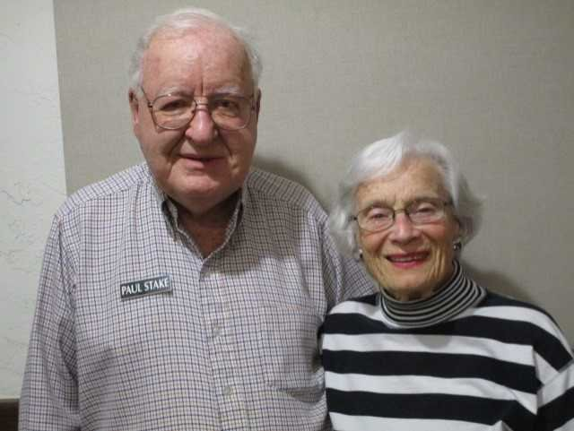 Paul and Janet Stakes spend their time at Penney Farms on the golf course and at Penney Memorial Church.