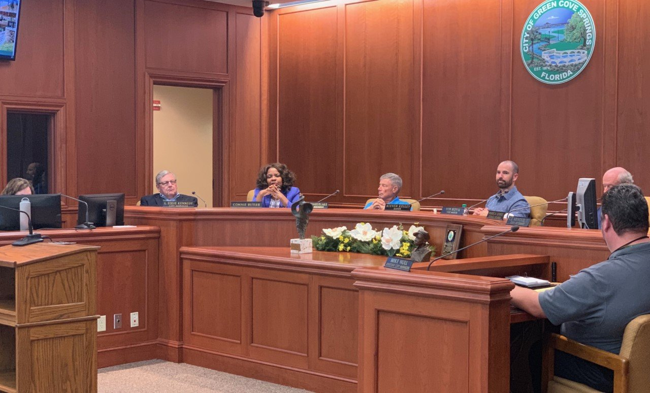 The Green Cove Springs City Council declared a state of emergency Thursday ahead of Hurricane Dorian. The declaration is necessary to be eligible for assistance from FEMA.