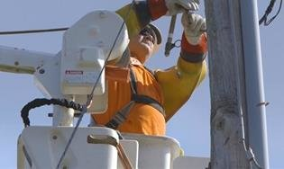 Clay Electric said it's prepared to deal with Hurricane Dorian.