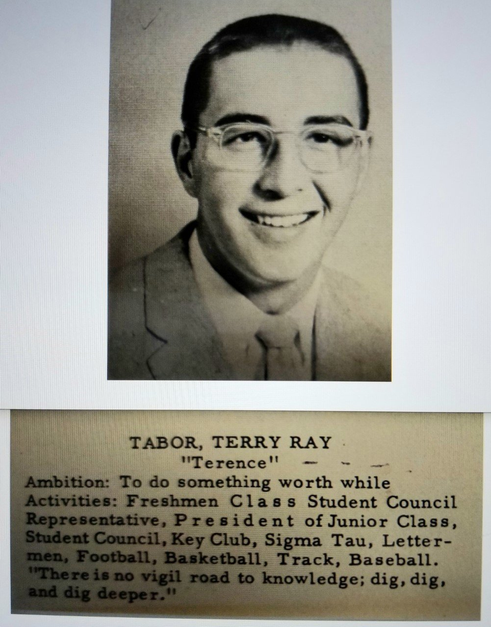 Dr. Terry Tabor