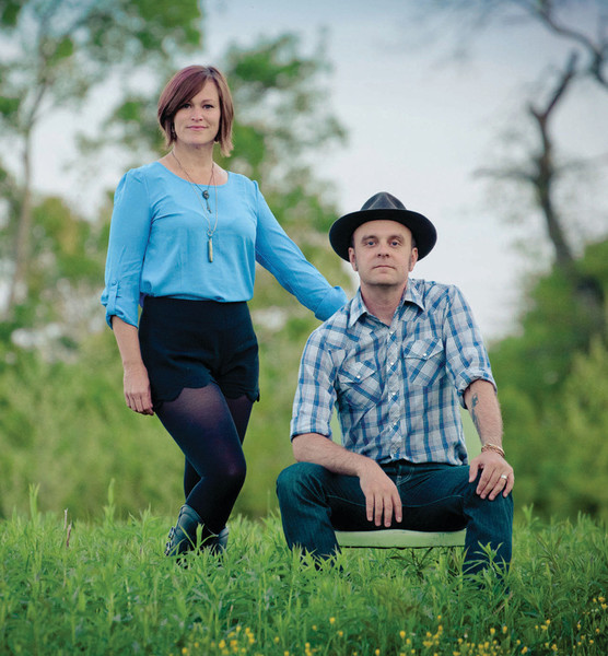 Telisha and Doug Williams of The Wild Ponies comes to Common Fence Music on Oct. 15.