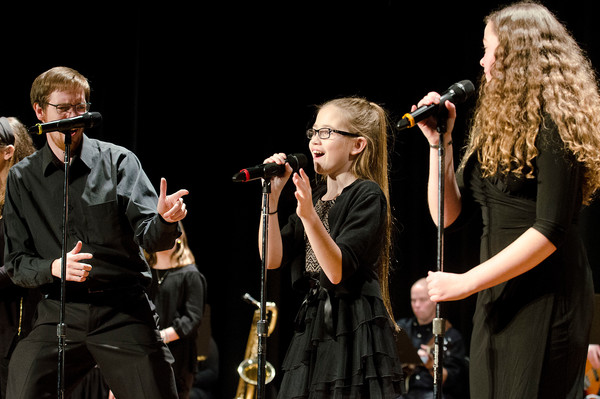 "Dan Masterson, Casey Little and their friends perform ""Teacher's Pet"" from the film, ""School of Rock."""