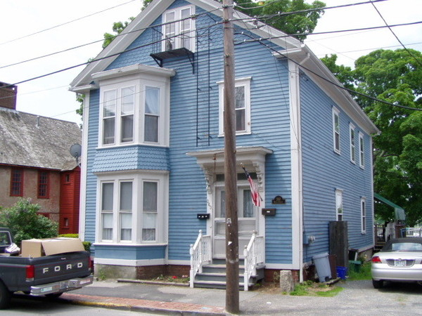 This multi-family home at 243 Water St. rose from $192,800 to $240,600, a 24.7 percent increase. Overall though, multi-family values stayed flat while the overall assessment rose 9 percent.