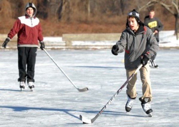 Meet at the ice rink on Legion Way next Saturday, Feb. 16, for a walkabout with the Land Trust.