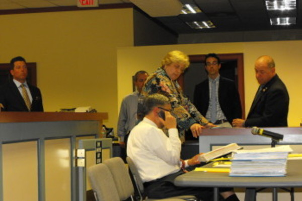 Bristol's town council and town clerk were sent into a scramble for answers when the council refused to make a motion to adopt the FY 2013-2014 municipal budget on Monday.