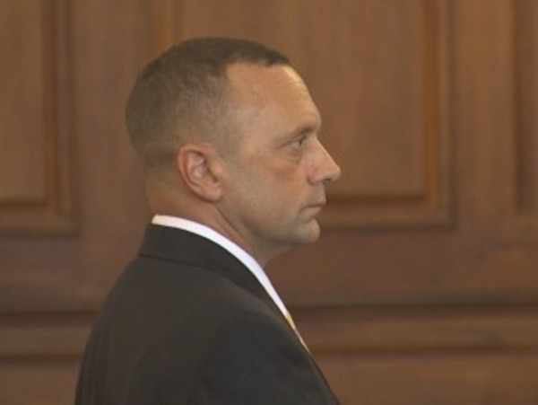 Sgt. Joe Andreozzi remains suspended without pay from the Barrington Police Department. That employment status could change after an Aug. 2 court proceeding.