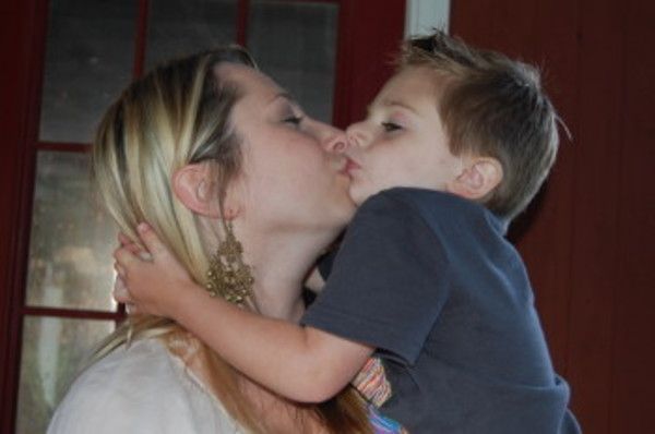 Melissa Bernard works tirelessly to help her son Jason, overcome his speech disorder.