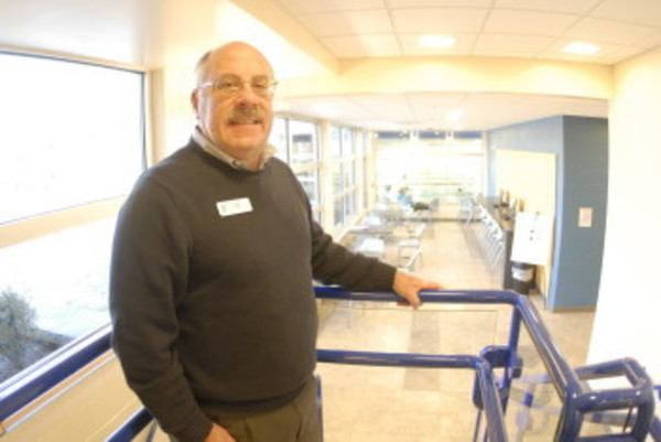 Joe Martino is now the director of the Bayside YMCA in Barrington and the Newman YMCA in Seekonk, Mass.