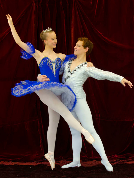 "Yalith Axelson and Isaiah Maness will star in Ballet Prestige's annual production of ""The Nutcracker"", this Saturday at Mt. Hope High School in Bristol."