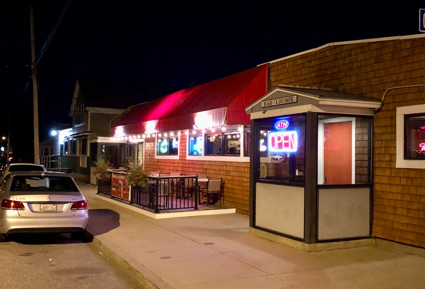 Mike MacFarlane plans to re-open the former Karl's Park Avenue Pub (background), which is next door to his Tremblay's Island Park Bar & Grill in Island Park (foreground).