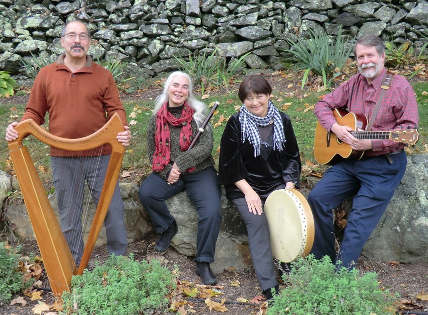 WINDHARP will present a holiday concert at Linden Place on Dec. 28.