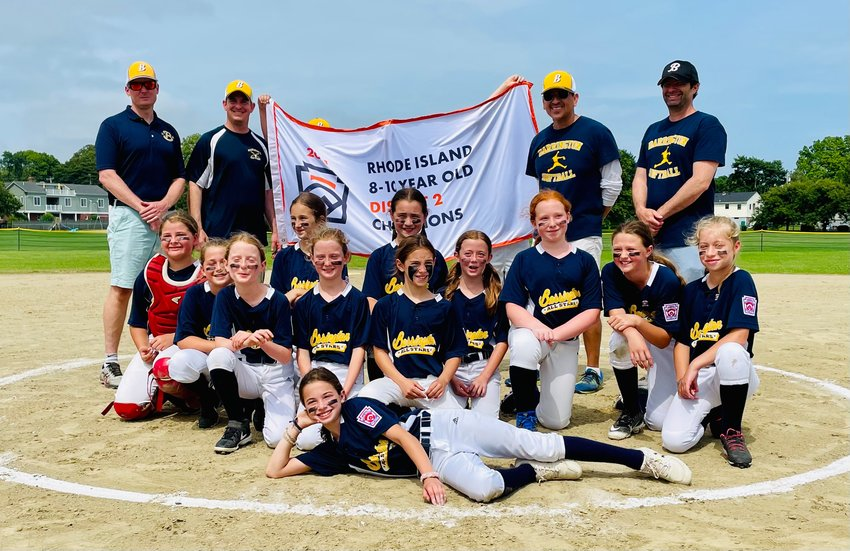 The Barrington Little League Minors Division All-Star team won the District 2 Championship on Sunday afternoon, and will play in the state championship tournament.