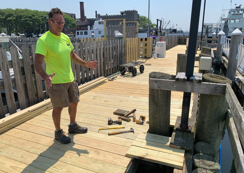 A slow rollout for Bristol waterfront upgrades
