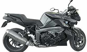 Recalled BMW motorcycles
