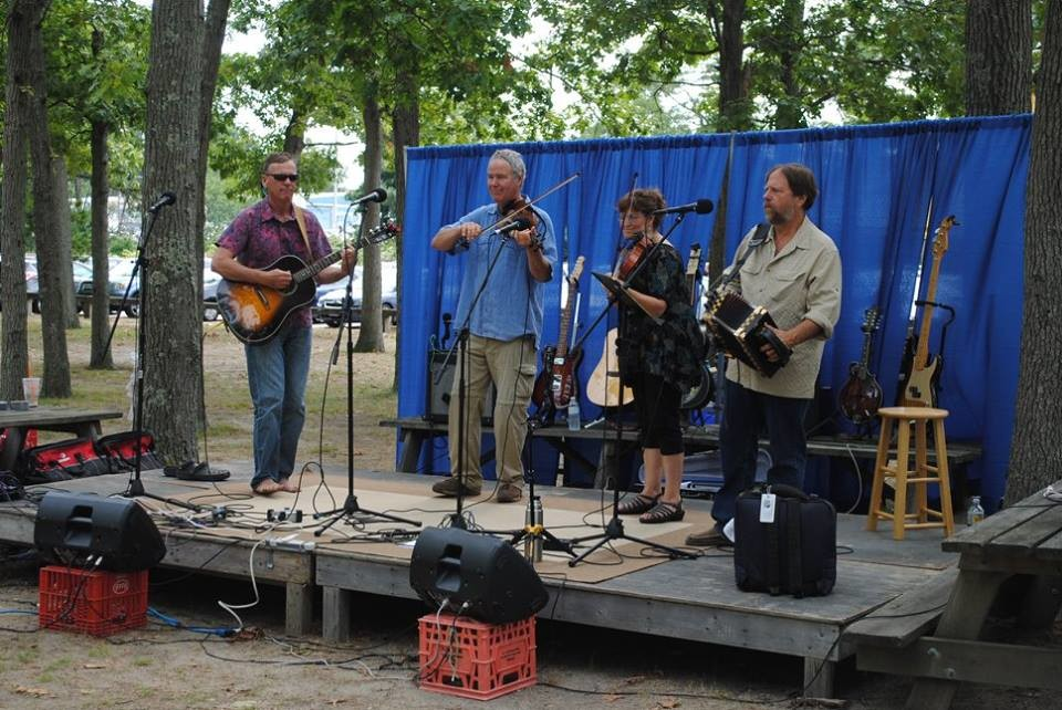 French Roast performs during a previous year's Fiddle n Folk Festival at Haines Park.