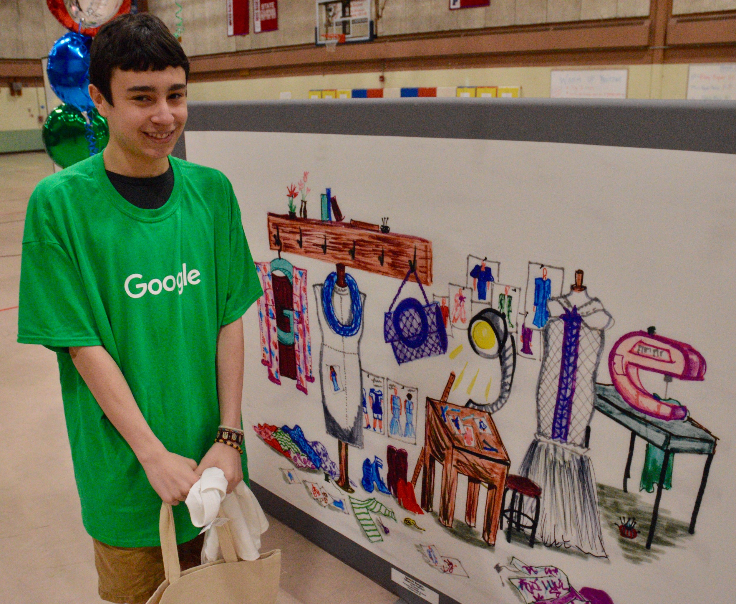 portsmouth student is rhode island s doodle 4 google winner eastbayri com news opinion things to do in the east bay doodle 4 google winner eastbayri com