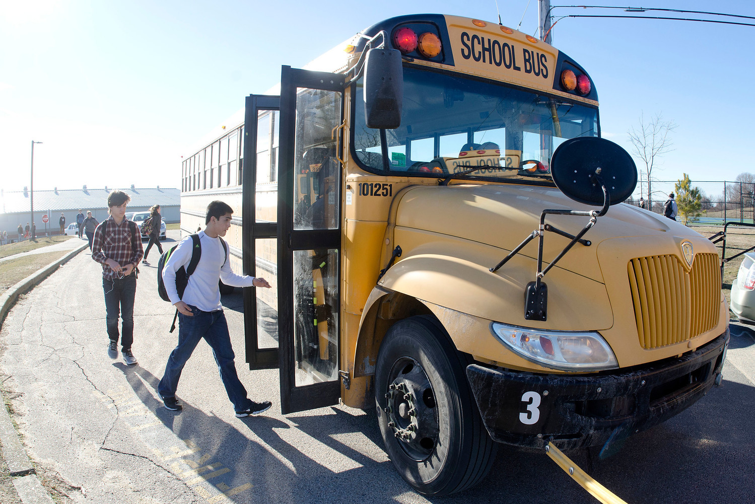 Bus Monitor Eastbayri Com News Opinion Things To Do