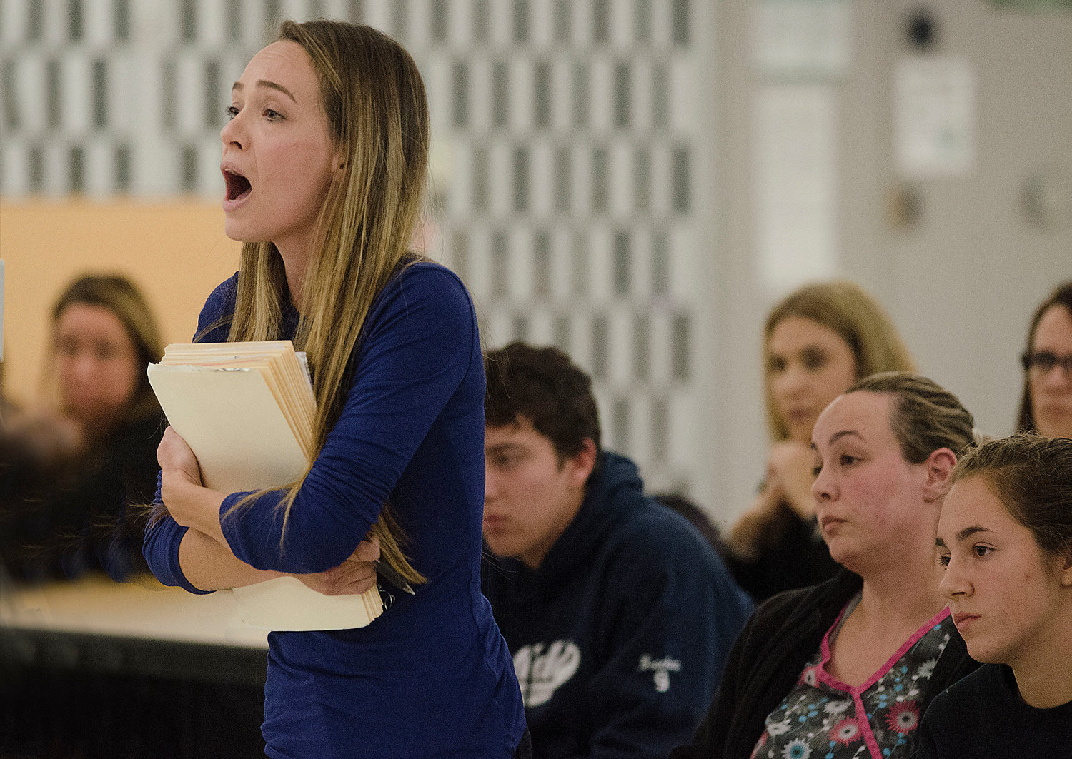 At an October school committee meeting, parents complained about behavior problems at Kickemuit Middle School.