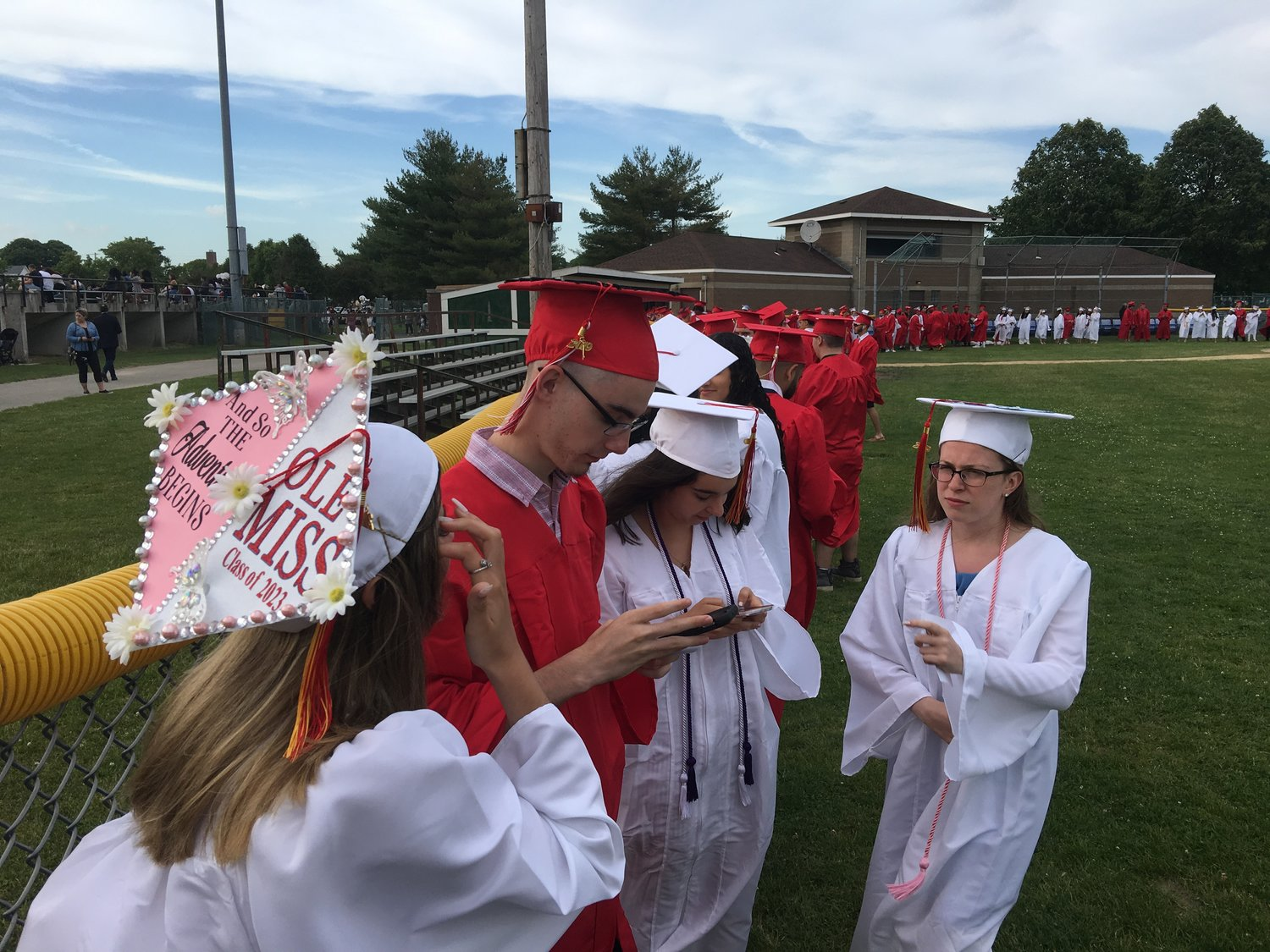 Class Of 2019 Graduates East Providence High School Eastbayri Com News Opinion Things To Do In The East Bay