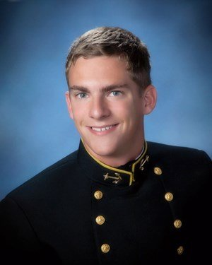 Tyler Fleig of Portsmouth is a senior at the U.S. Naval Academy.