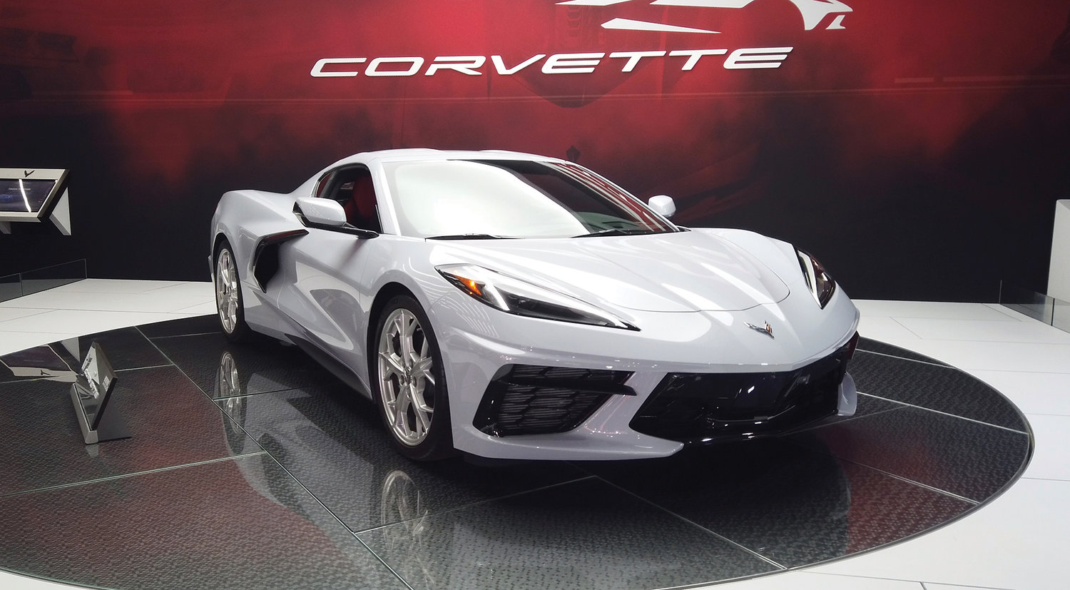 The 2020 Chevy Corvette