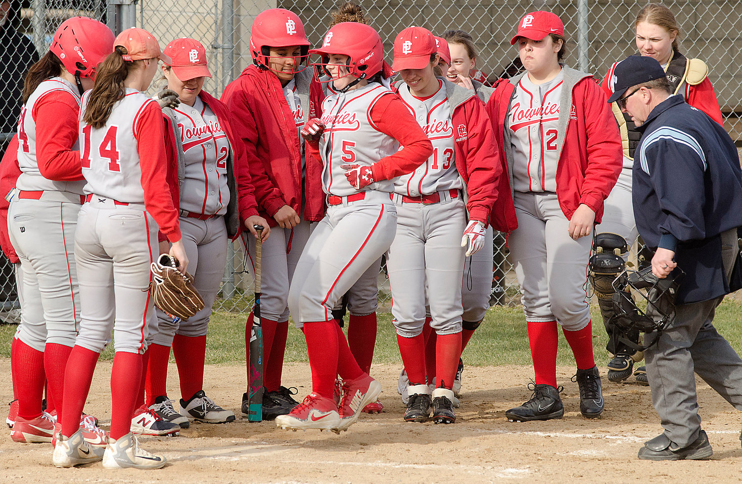 The East Providence High School softball team, like all its spring sports brethren, are waiting out the COVID-19 crisis in hopes of actually conducting a 2020 season.