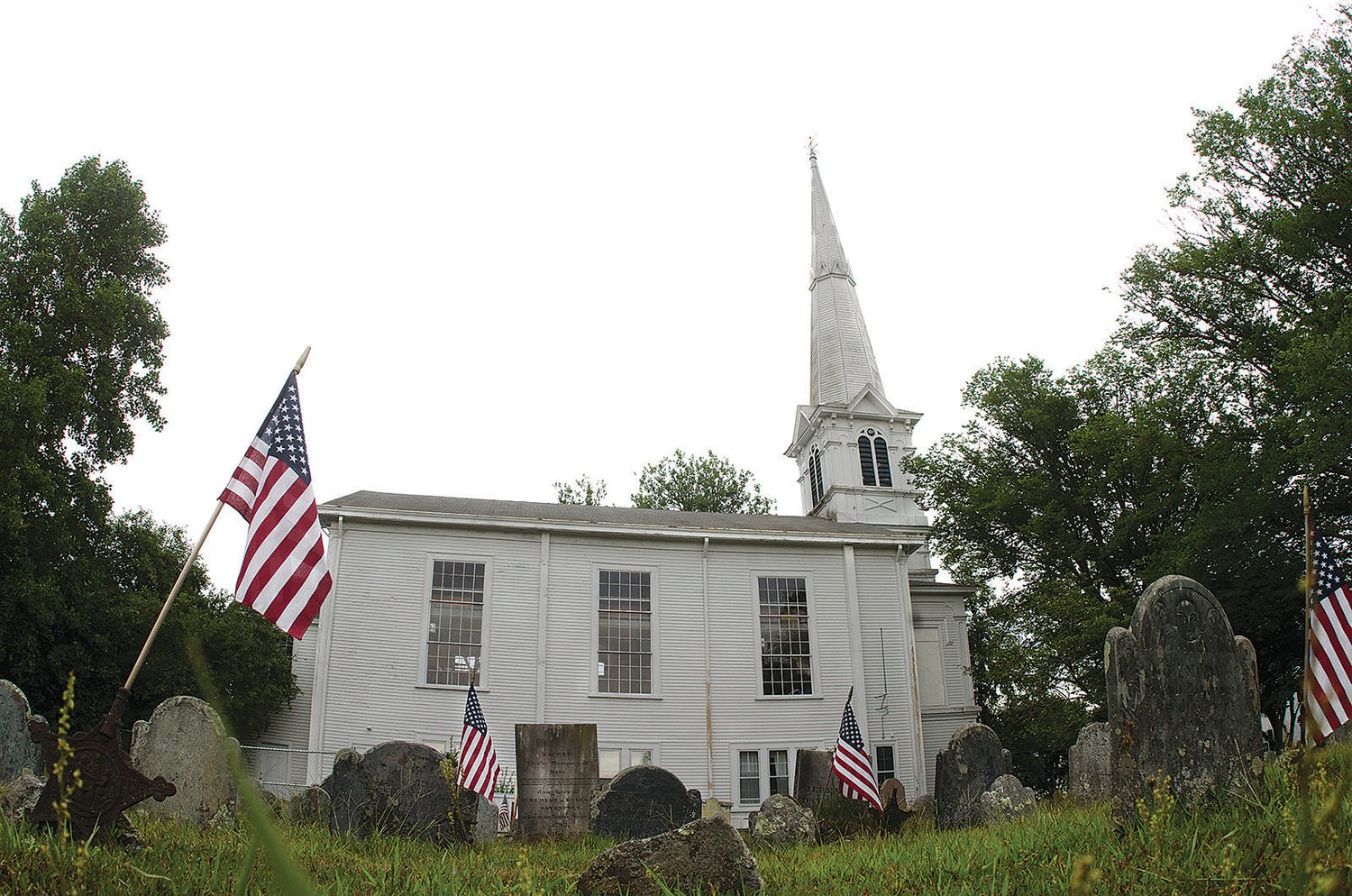 United Congregational Church, long one of Little Compton's most familiar landmarks, will receive updates and renovations meant to address three things —   safety, accessibility and hospitality.