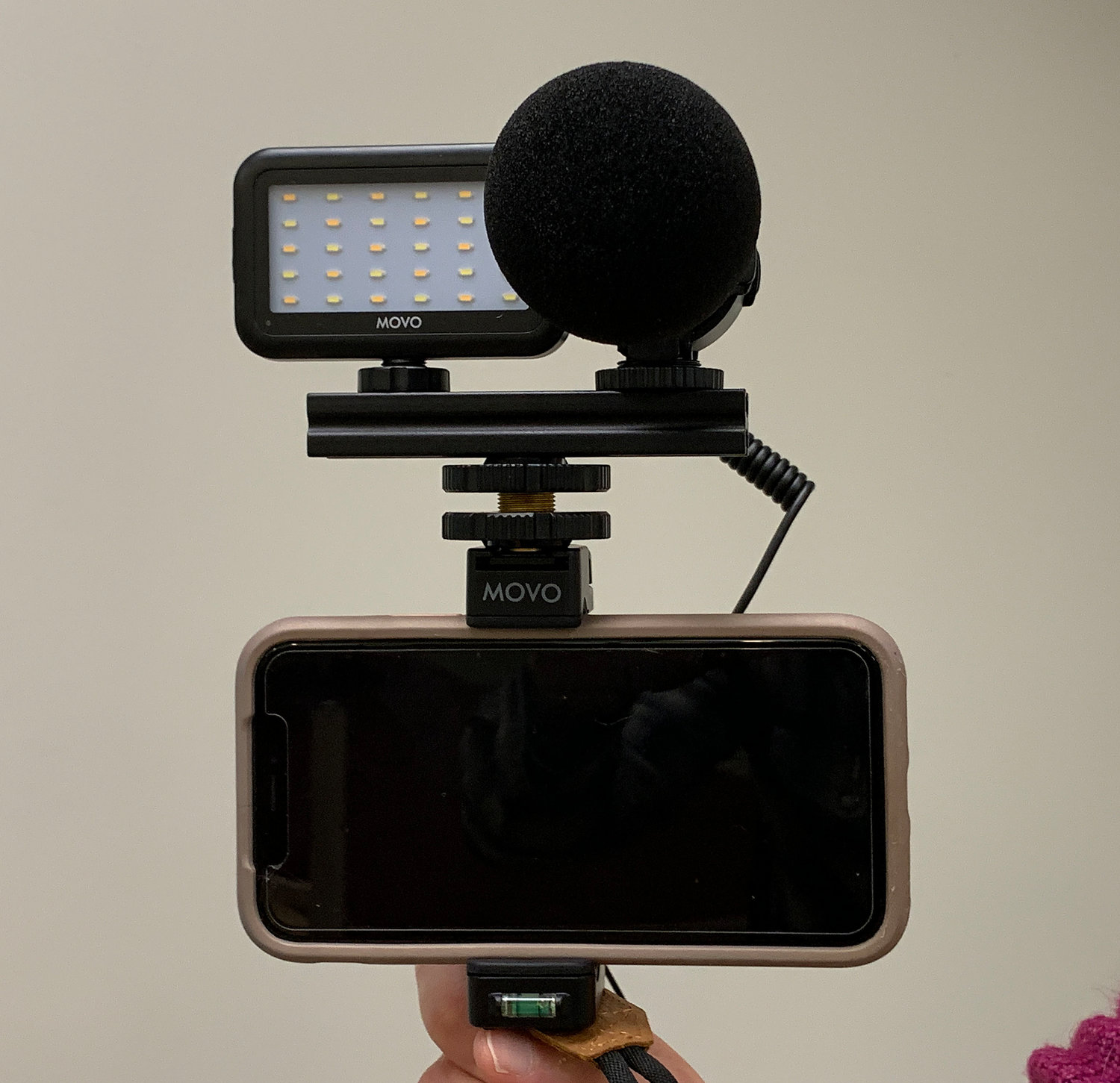 "The library is offering a new ""vlogging kit,"" for quality video and audio recordings."