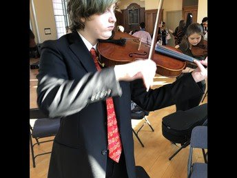 Lucien Chidester, Junior