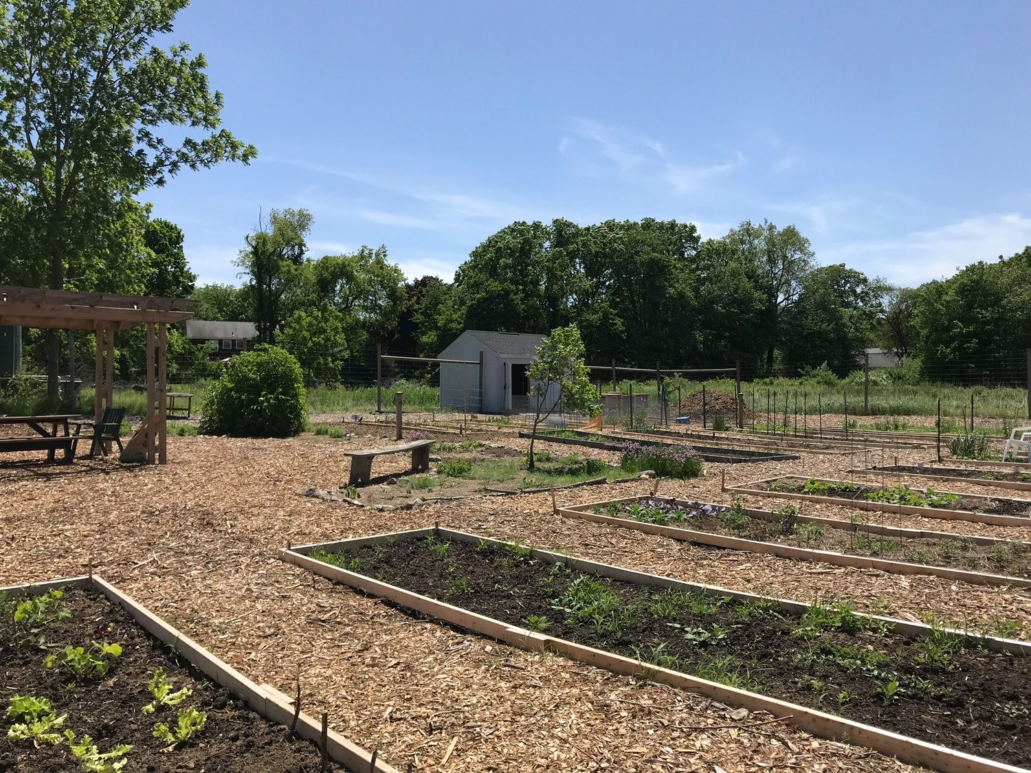 Officials with the Barrington Community Garden will hold plot registration from March 1 to 15 for those who leased a plot in 2020. For newcomers, the registration period runs March 16 to 31.