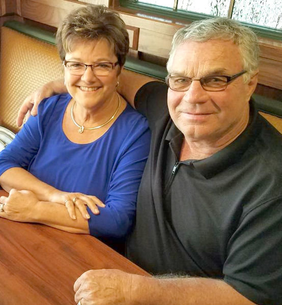 Larry and Vicki Howell