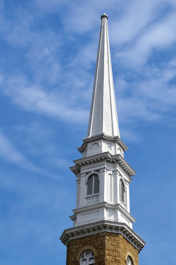 The First Presbyterian Church is on Galena's first Steeple Chase! Also participating are St. Michael's Catholic Church, Galena United Methodist Church, Grace Episcopal Church and St. Mary's Catholic Church.