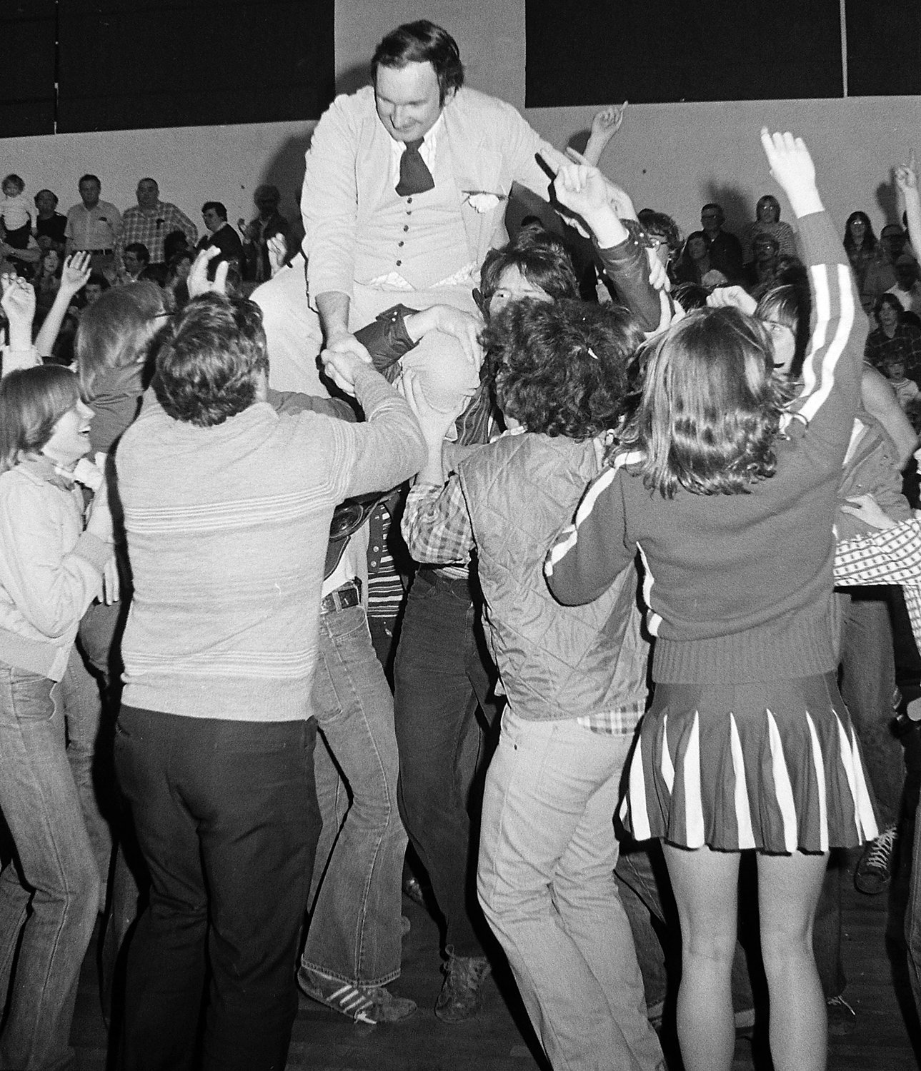 This Gazette bonus throwback appeared in the March 8, 1979 edition.