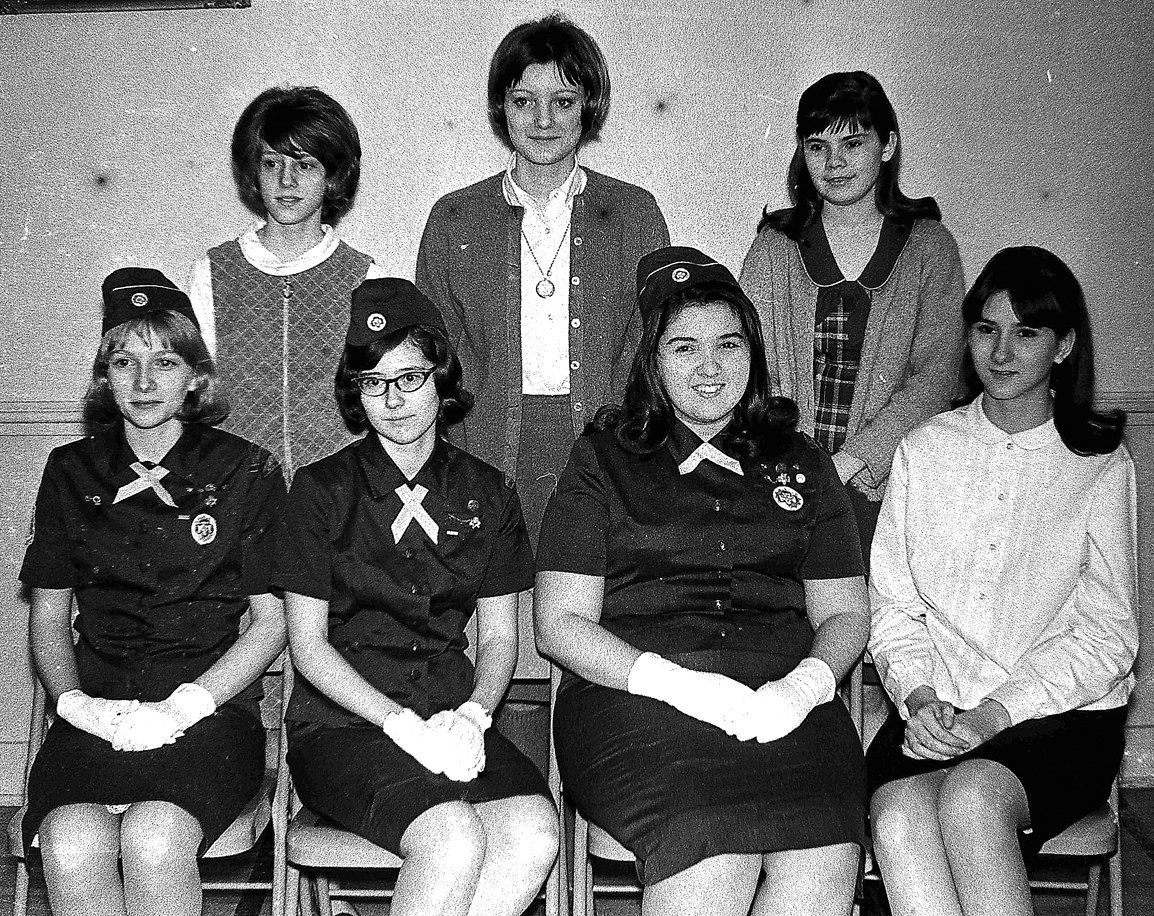 This Gazette throwback appeared in the March 3, 1966 edition.