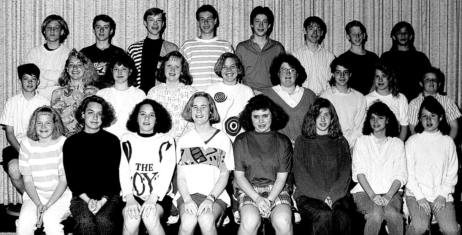 This Gazette throwback appeared in the May 31, 1989 edition.